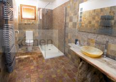 Travertine Yellow Anticato, Marble Red/Light Brown