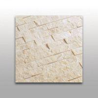 Marble Light Beige 2,3 x 4,9 x 1 cm