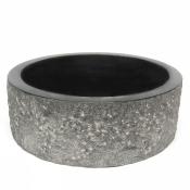 Kamenné umyvadlo èerná žula 3
